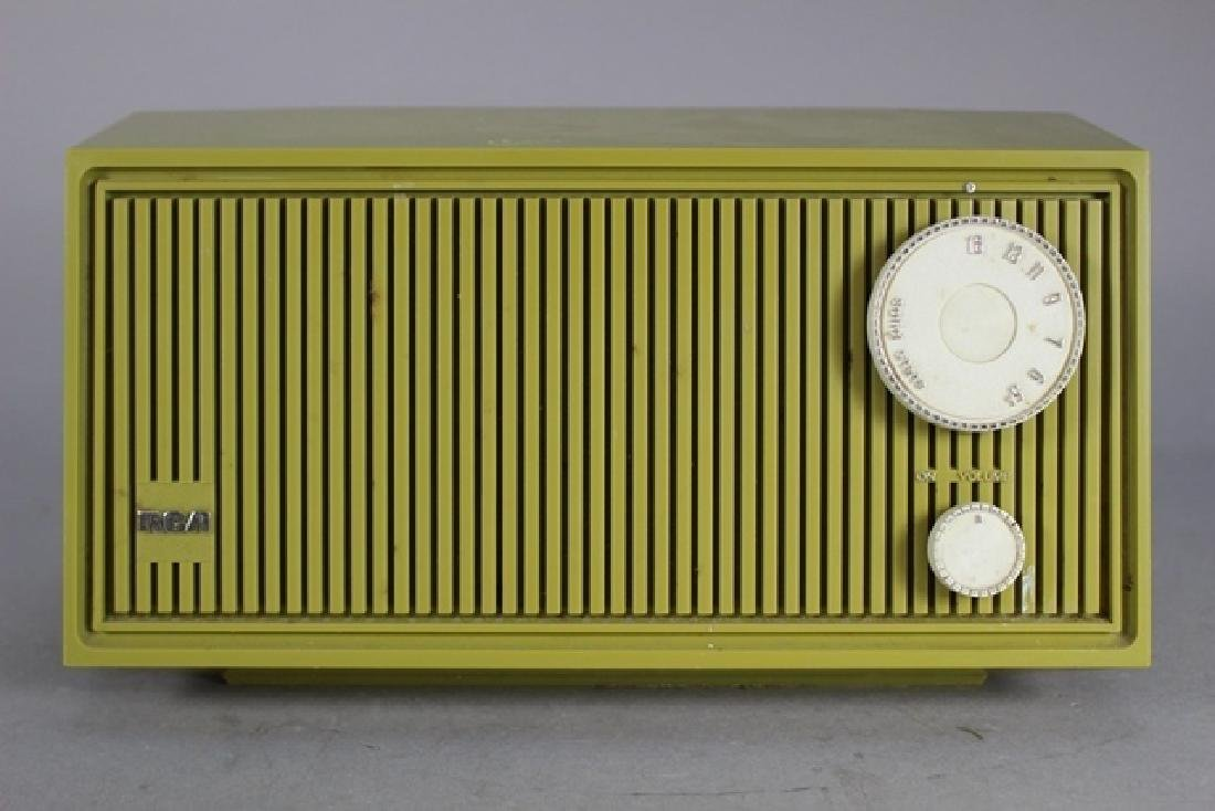 Collection of 3 20th C. Clock Radios - 7