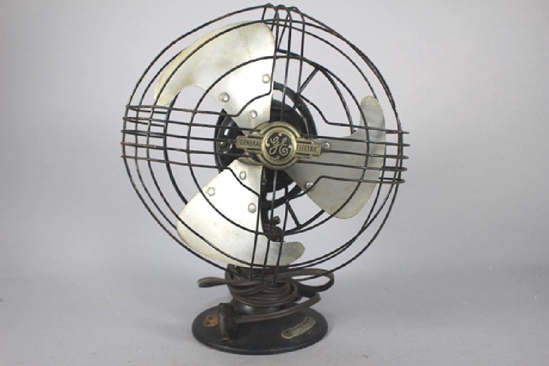General Electric Desktop Fan