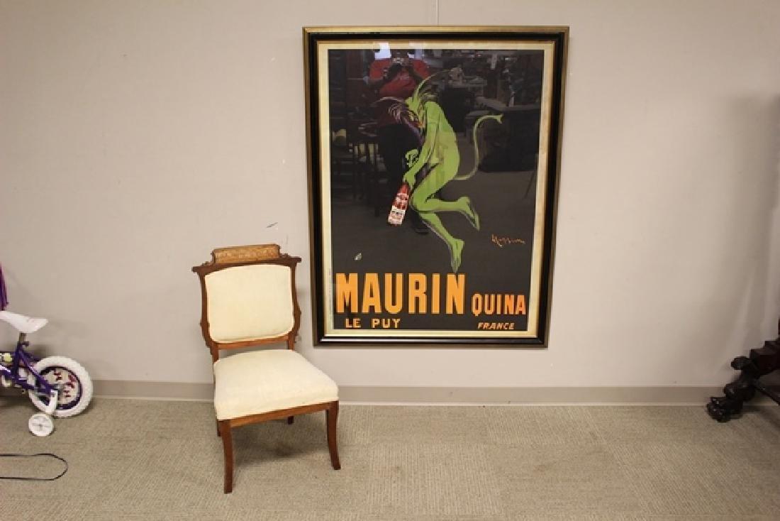 LEONETTO CAPPIELLO Maurin Quina Wine Advertising Poster - 9