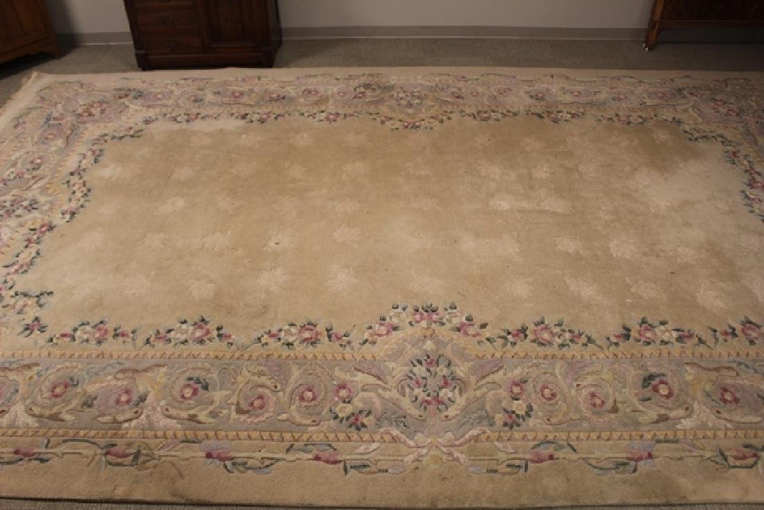 20th C. Palace Sized Kerman Rug