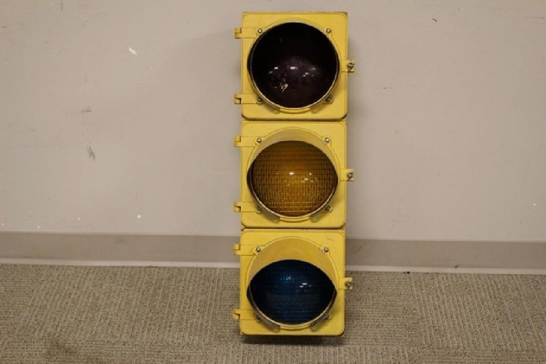 ca. 1960's Crouse-Hinds Traffic Stop Light - 2