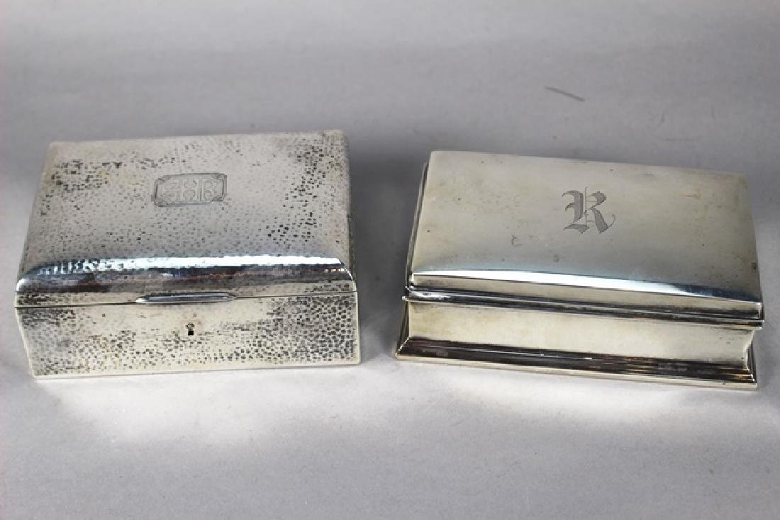 Large Group of Sterling Silver - 4