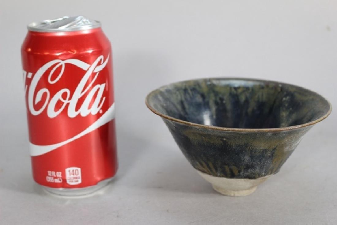 Glazed Over Porcelain  lain Bowl - 4