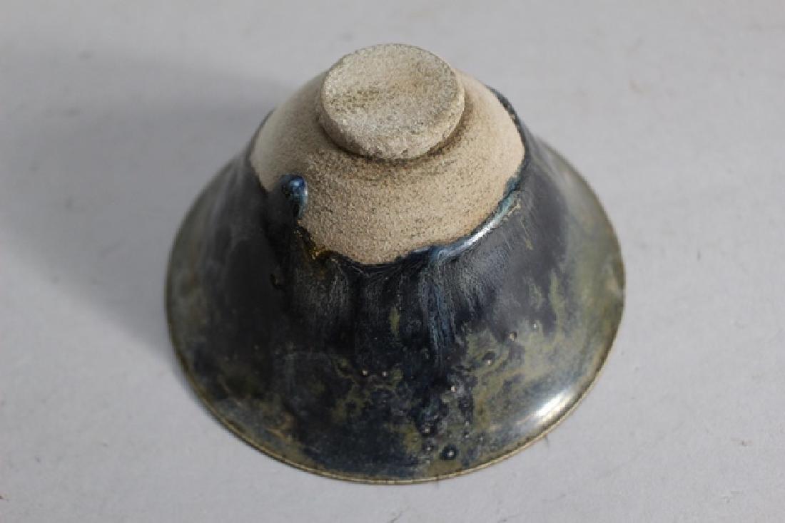 Glazed Over Porcelain  lain Bowl - 6