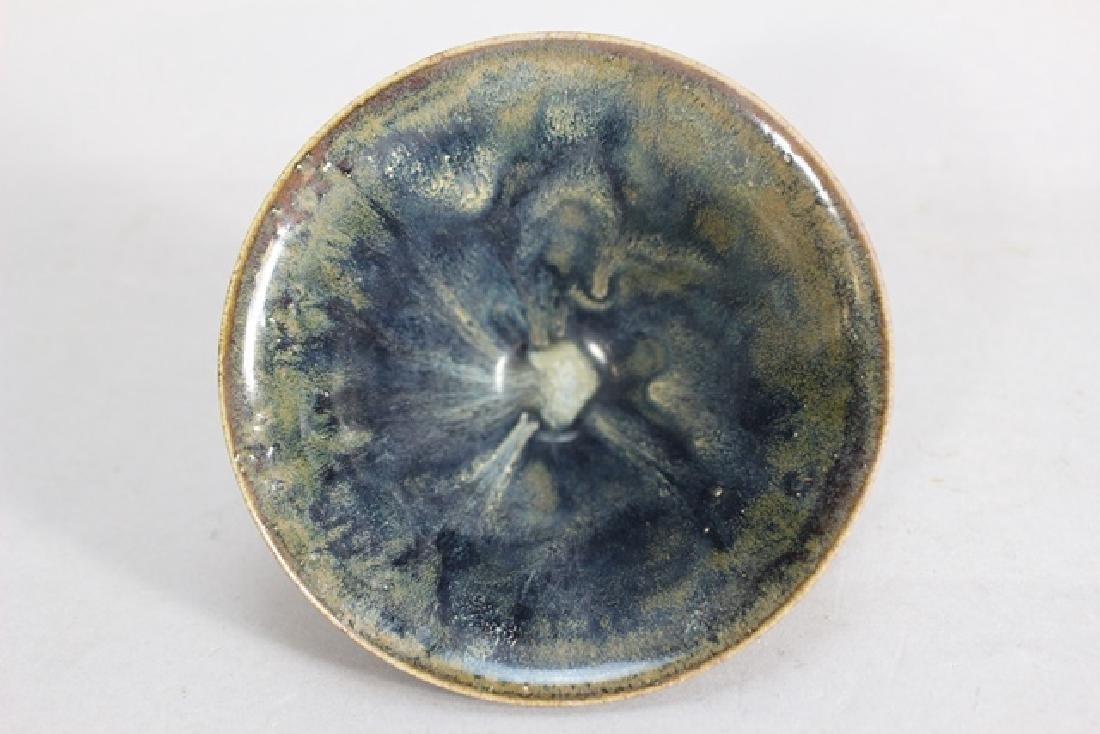 Glazed Over Porcelain  lain Bowl - 7