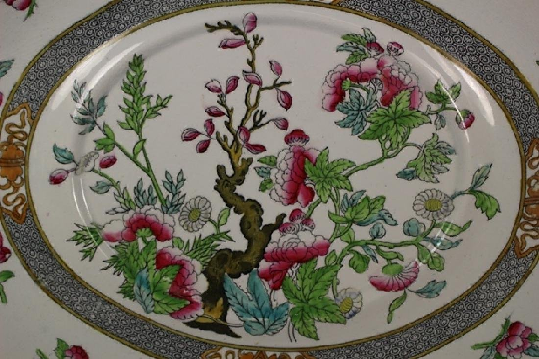 ca. 1860 WEDGWOOD Indian Tree Soup Tureen - 6
