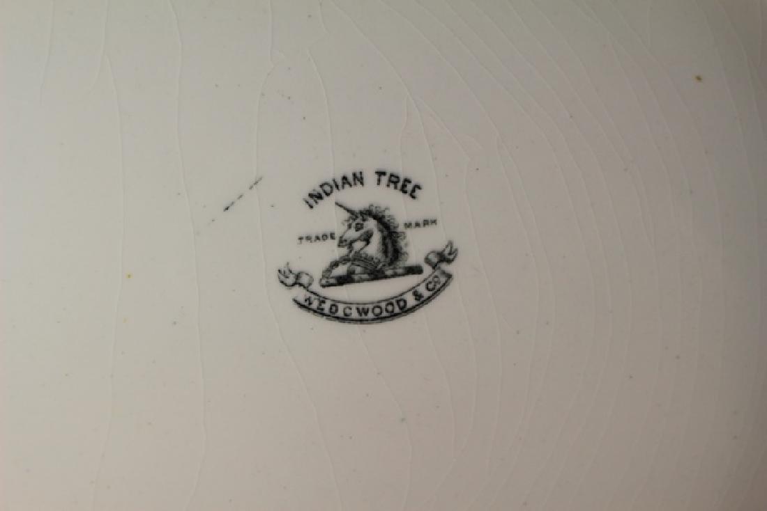ca. 1860 WEDGWOOD Indian Tree Soup Tureen - 7