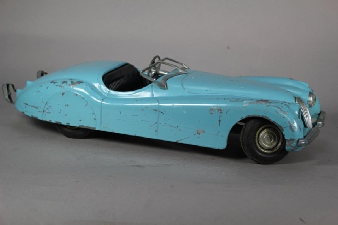 Vintage MODEL TOYS Jaguar Car