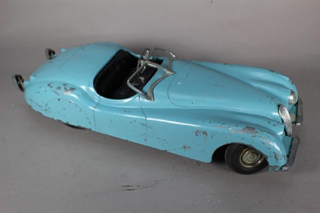 Vintage MODEL TOYS Jaguar Car - 2