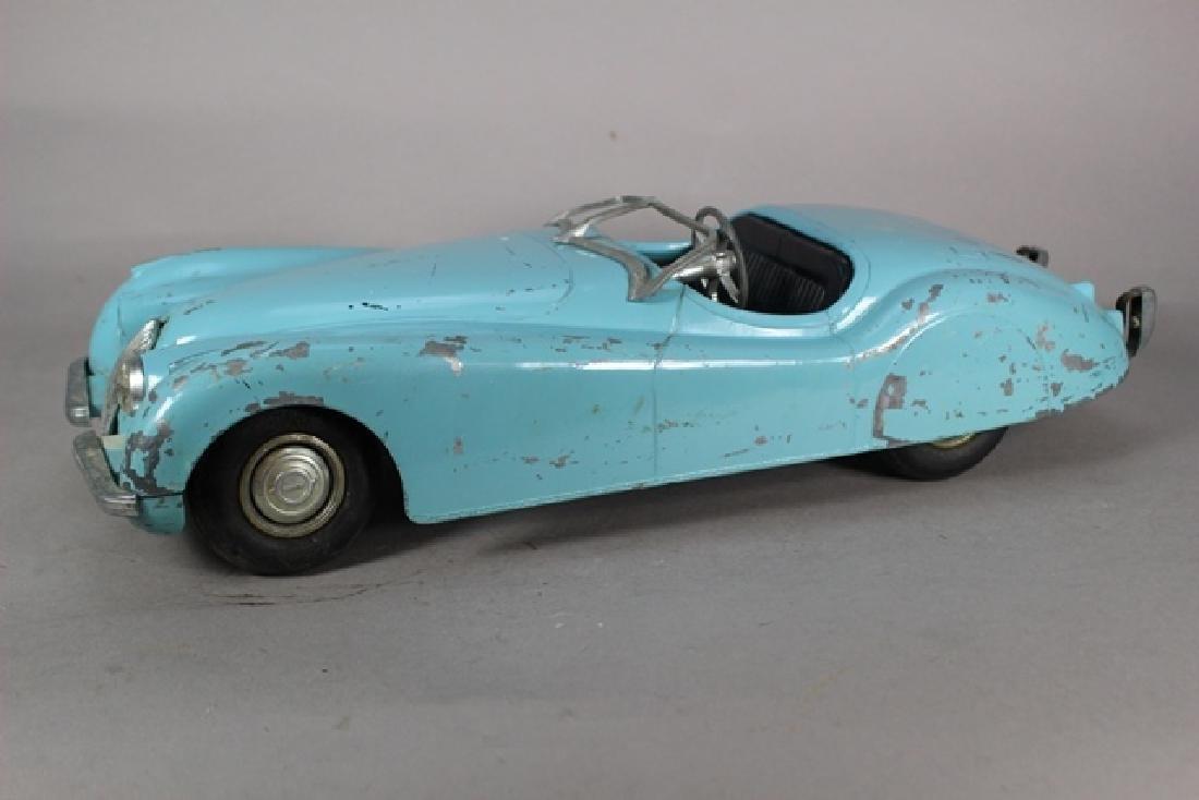 Vintage MODEL TOYS Jaguar Car - 3