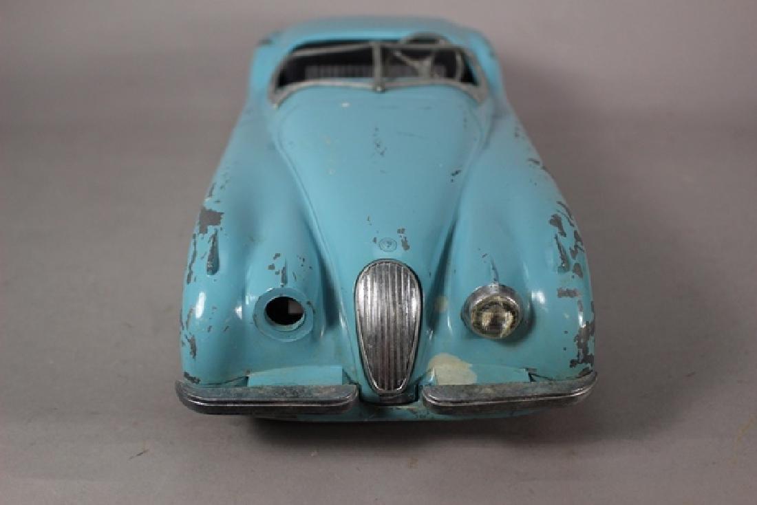 Vintage MODEL TOYS Jaguar Car - 4