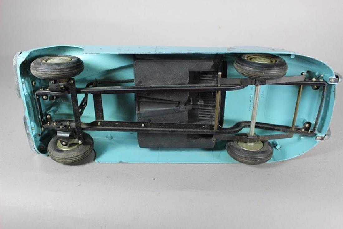 Vintage MODEL TOYS Jaguar Car - 5