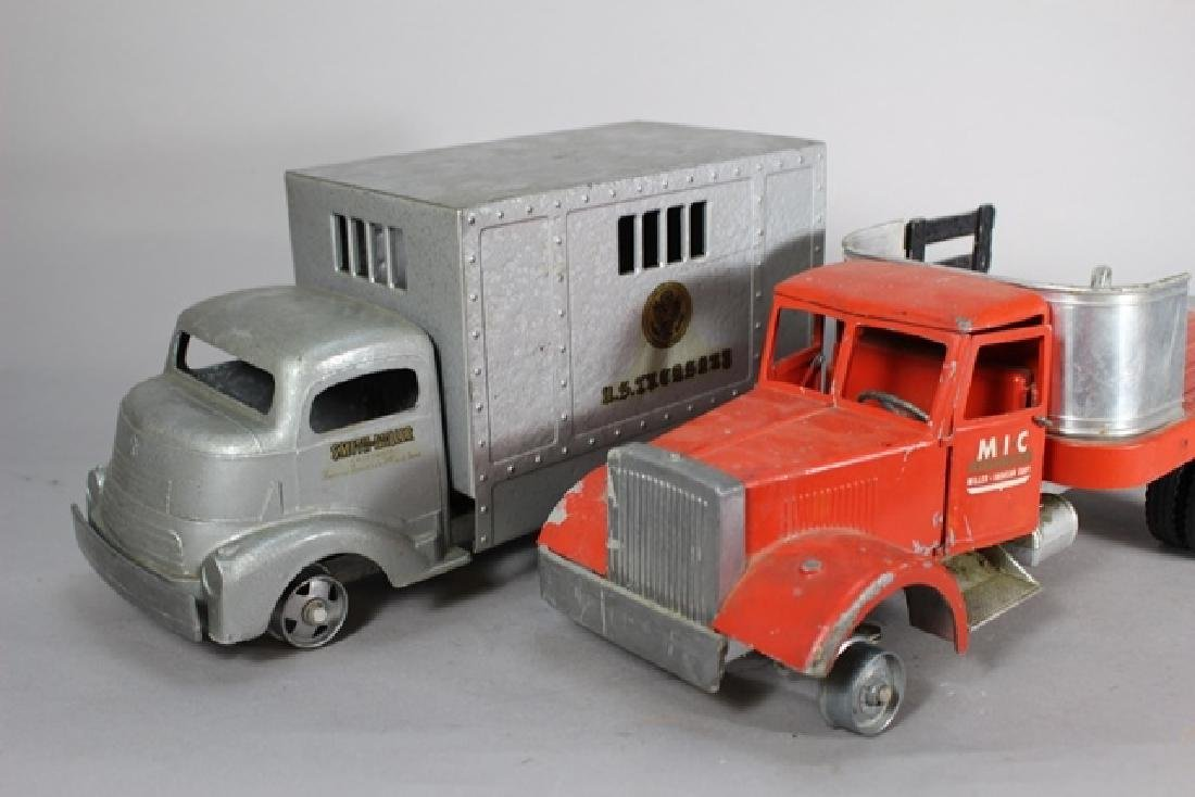 Smith Miller Treasury Truck and Iron Transport - 4