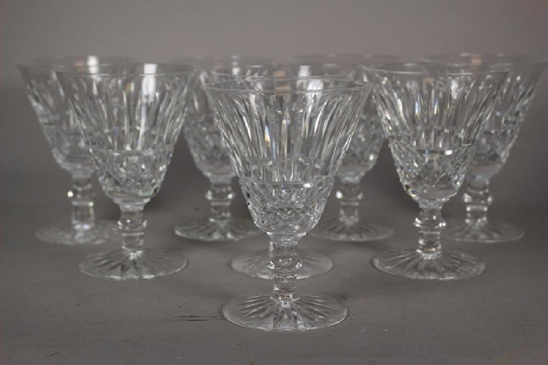 Set of 8 Waterford Crystal Glasses - 2