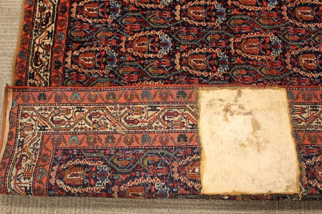 Semi Antique Persian Carpet - 5