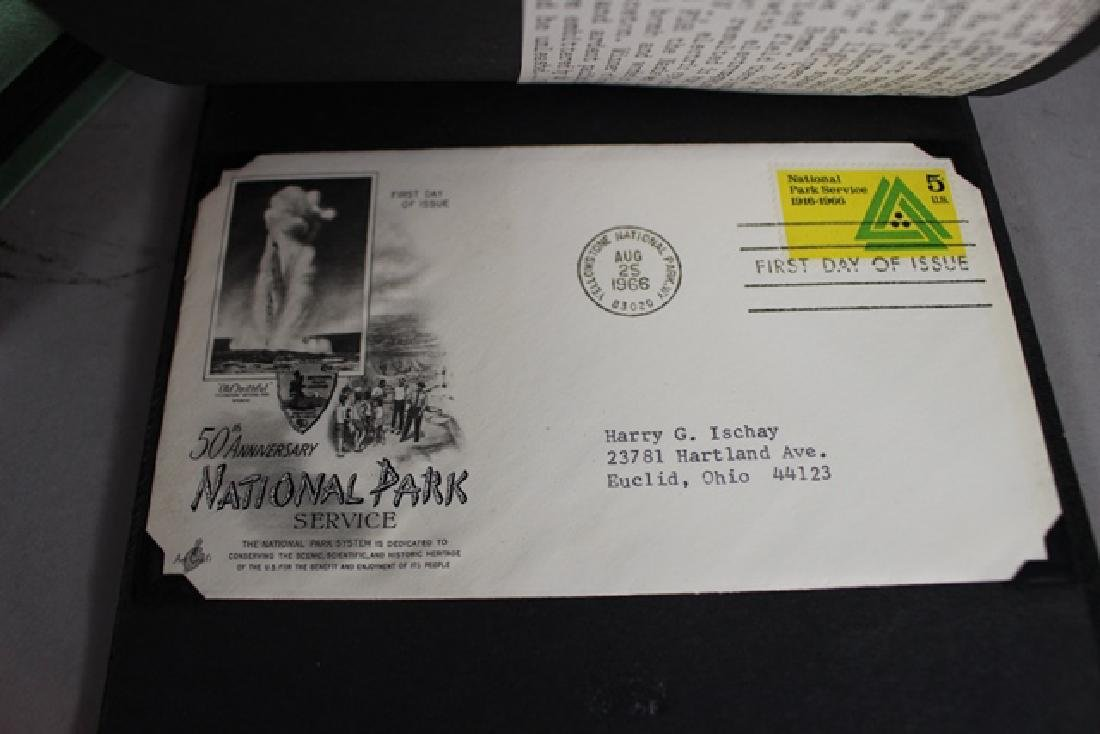 Three Photo Albums of First Day Covers - 3