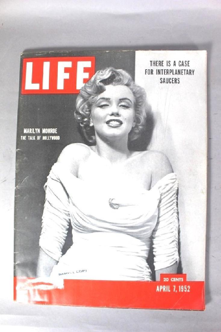 4 Life Magazines Marylin Monroe - 7