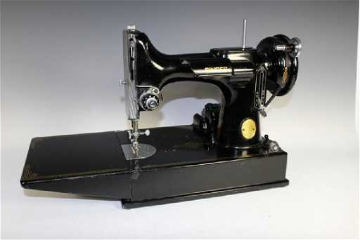 Singer Featherweight Portable Sewing Machine Amazing 1947 Singer Featherweight Sewing Machine