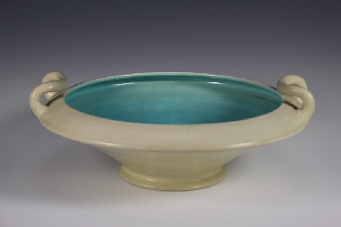 ROOKWOOD Pottery Low Bowl - 2