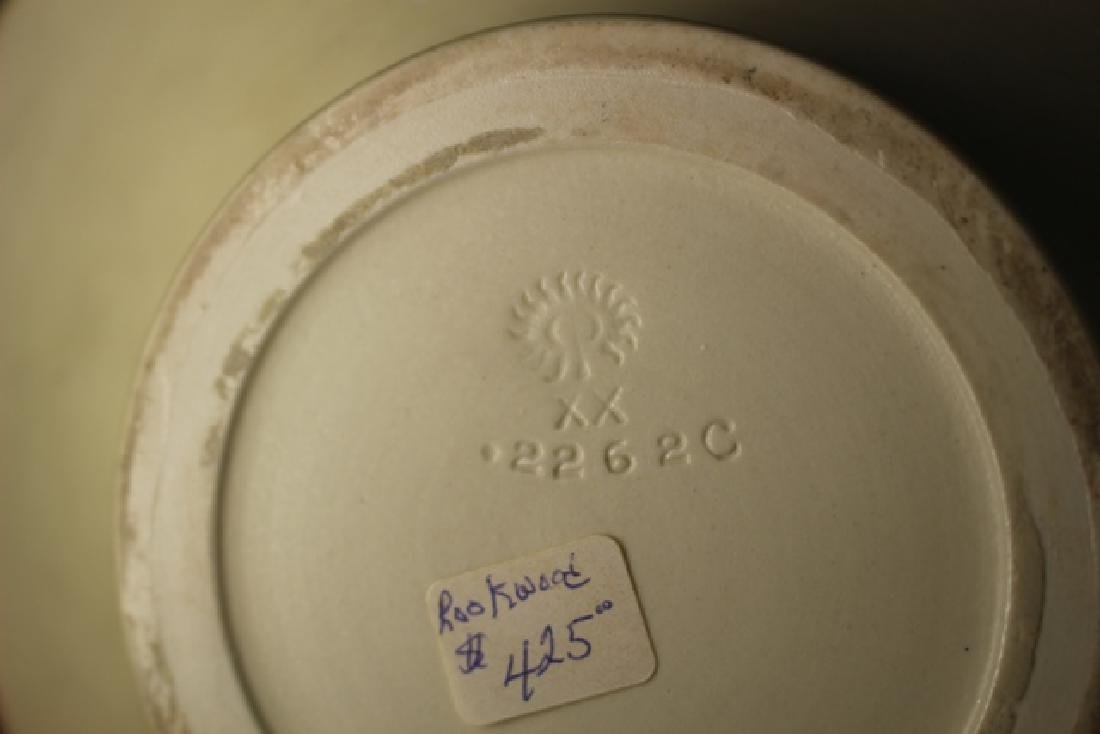 ROOKWOOD Pottery Low Bowl - 8