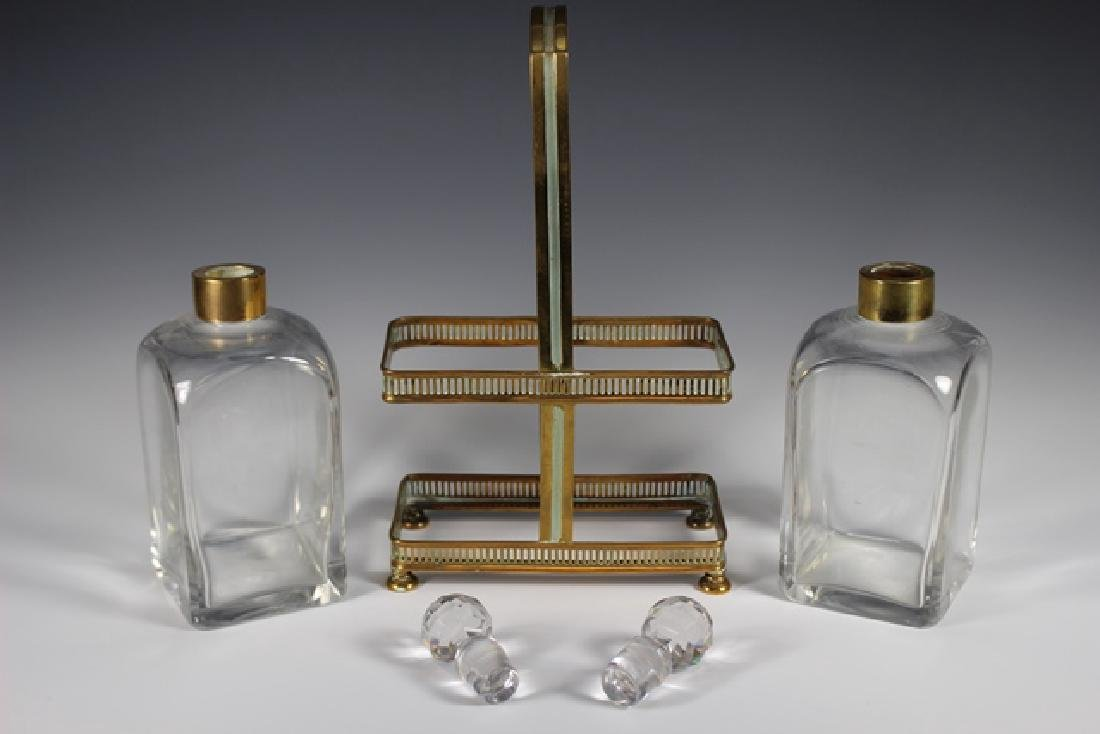 FINE Set Of 19th C. French Decanter - 5
