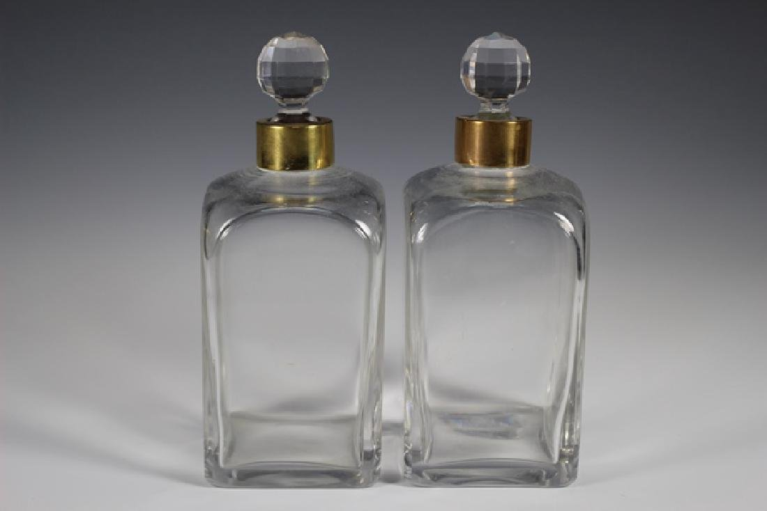 FINE Set Of 19th C. French Decanter - 8