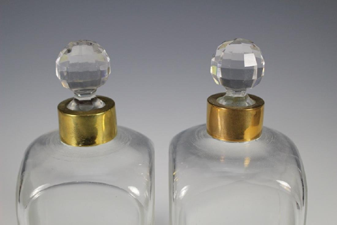 FINE Set Of 19th C. French Decanter - 9