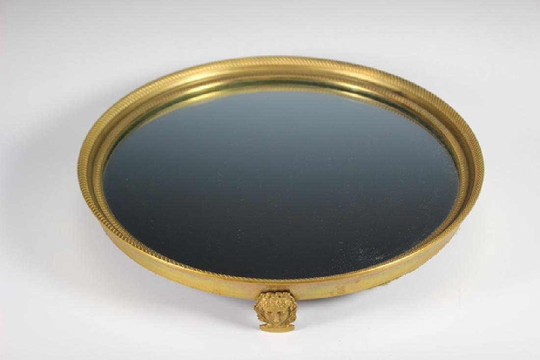 French Empire Plateau Mirror - 2