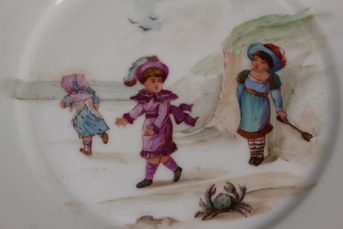 Set Of Twelve 19th. Century English Plates - 7