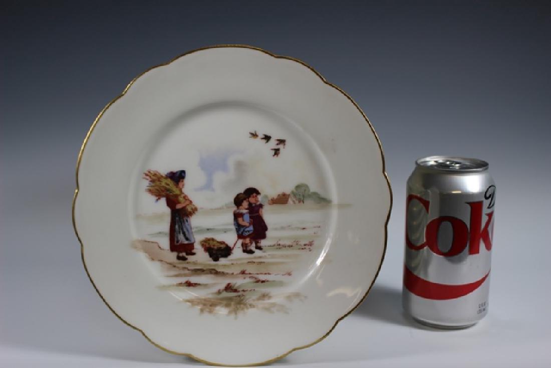 Set Of Twelve 19th. Century English Plates - 9