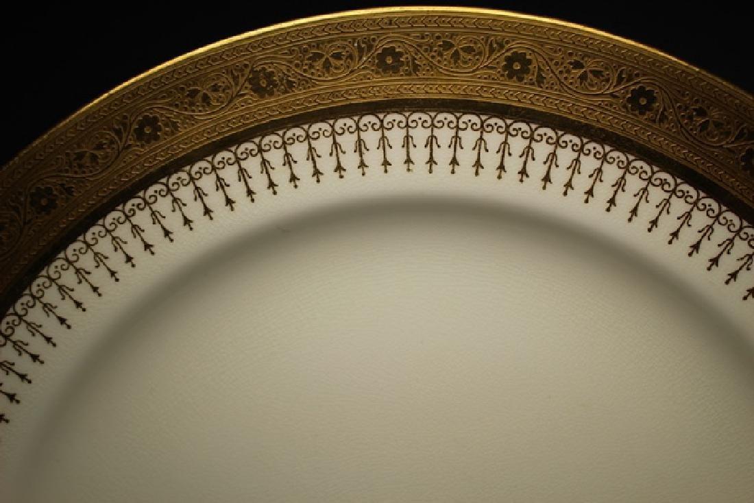 Set Of Ten Mintons Dinner Plates - 5