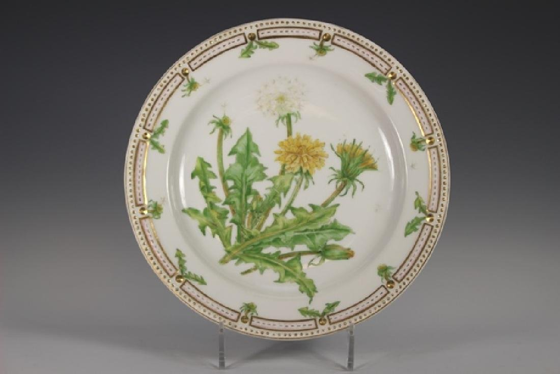 Royal Copenhagen Flora Danica Plate