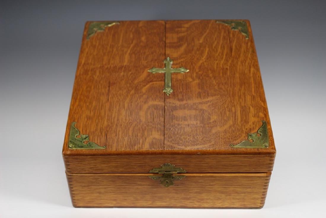 Last Rites Religious Traveling Box Kit