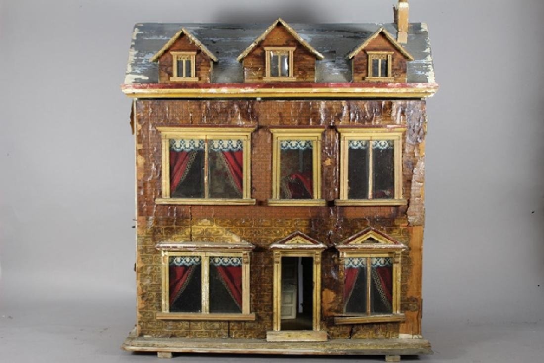 ca.1850 Doll House