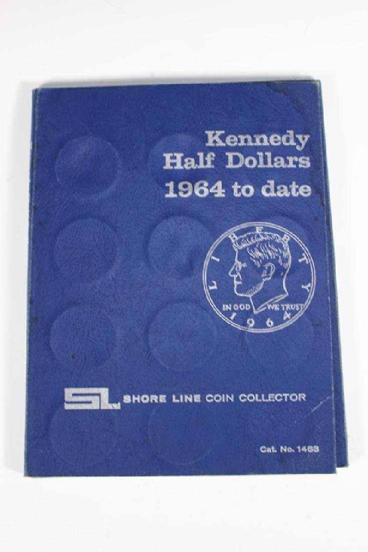 US Silver Franklin & Kennedy Half Dollars - 2