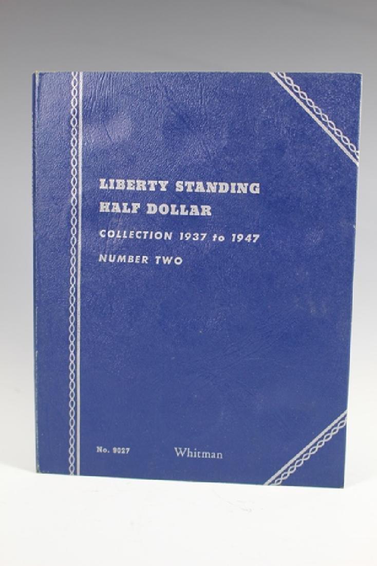 US Silver Franklin & Kennedy Half Dollars - 5