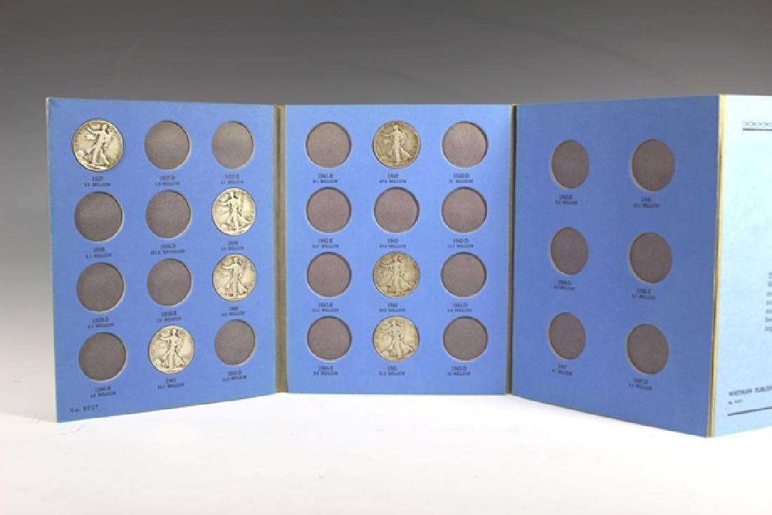 US Silver Franklin & Kennedy Half Dollars - 6