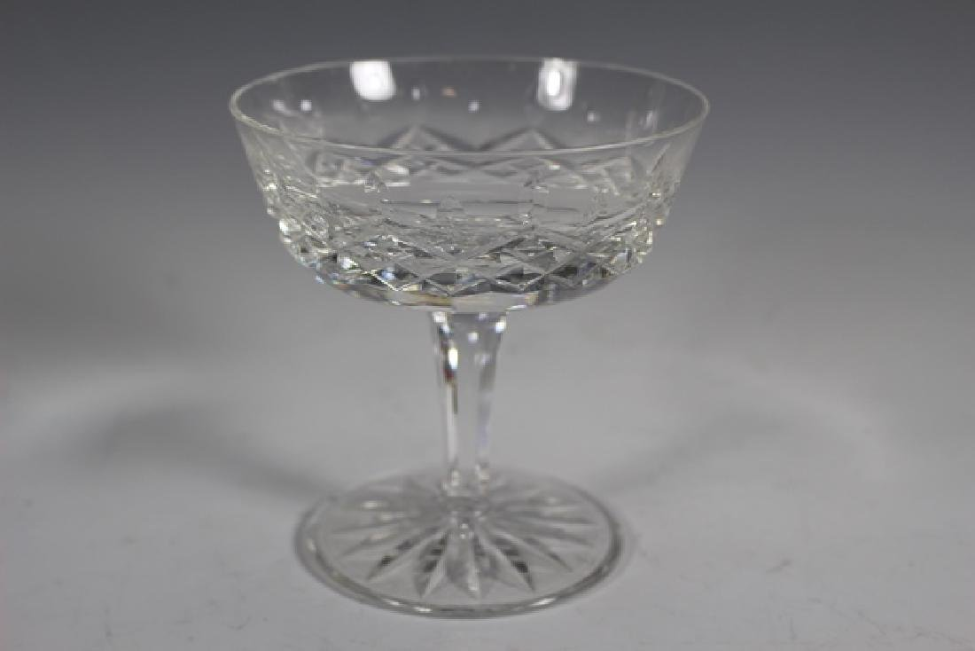 Ten (10) Waterford Crystal Lismore Stems - 3