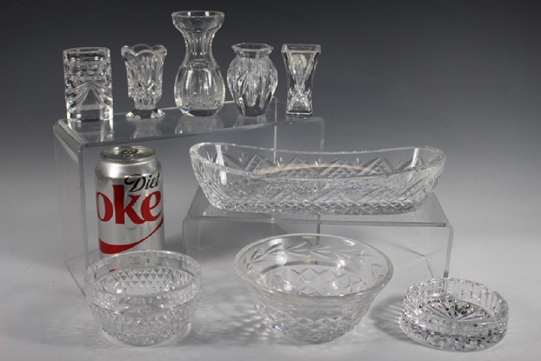 Nine (9) Waterford Crystal Collection - 2