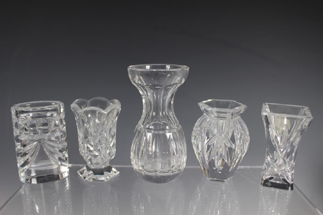 Nine (9) Waterford Crystal Collection - 3