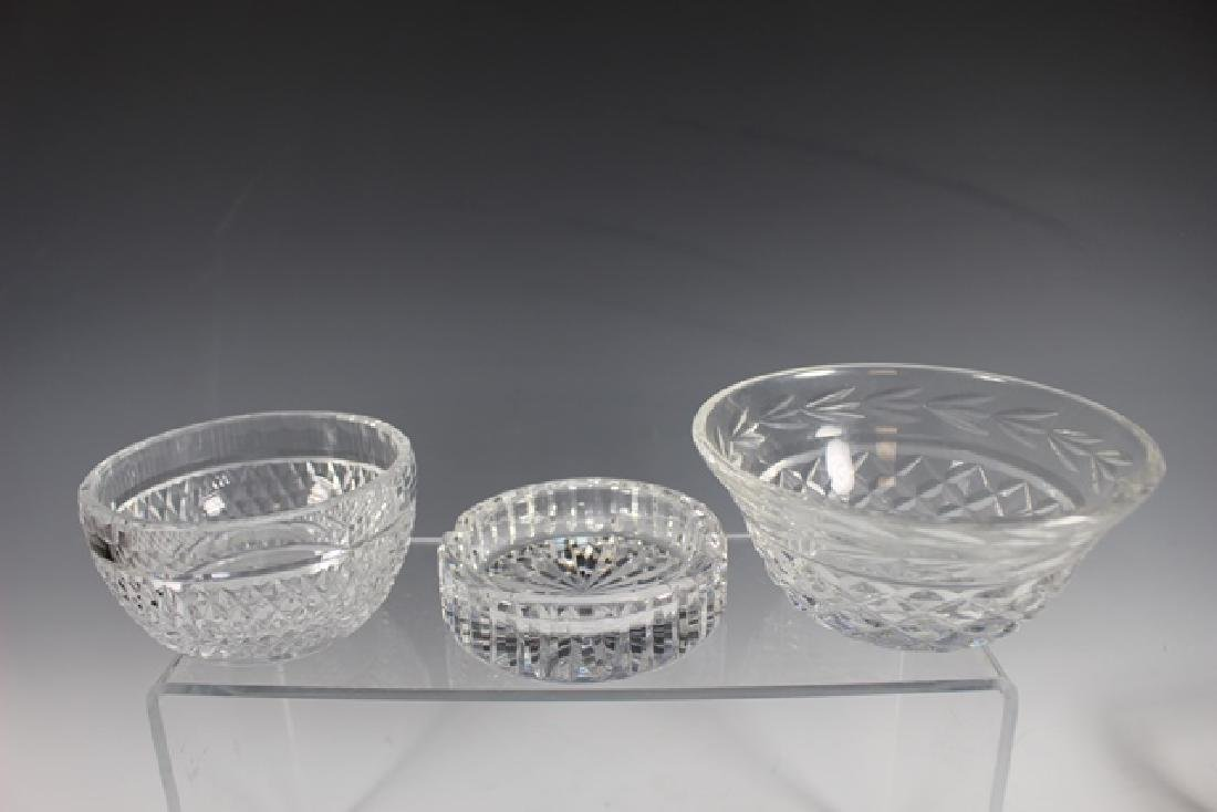 Nine (9) Waterford Crystal Collection - 5