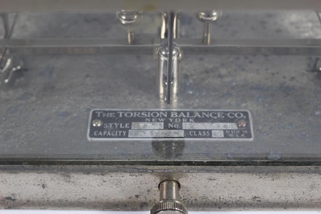 TORISON BALANCE Co New York Scale - 2
