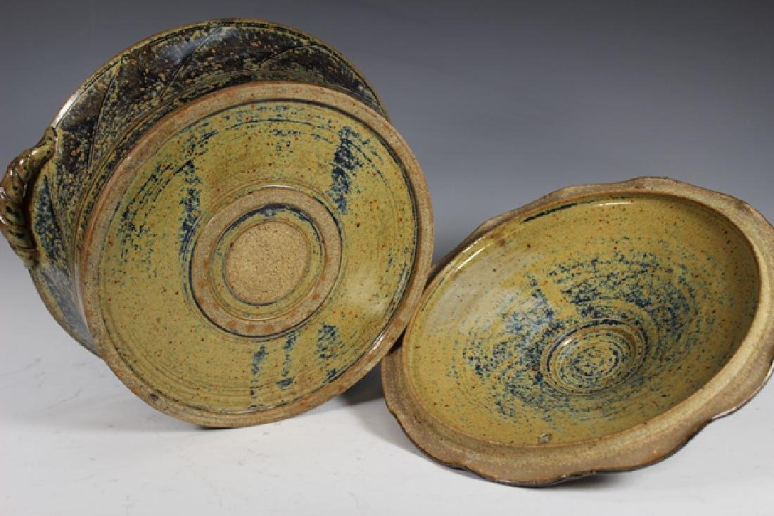 DAVID BATZ Studio Pottery - 9
