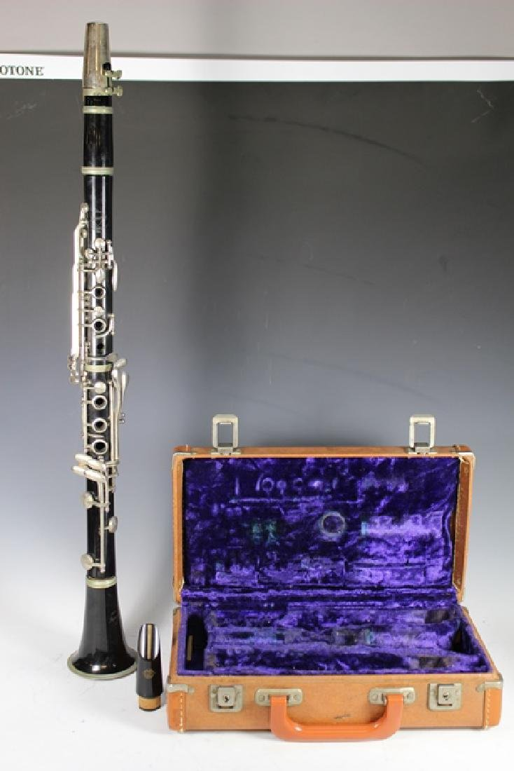 Normandy Resotone Clarinet - 3