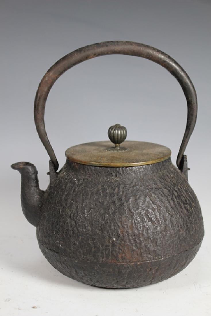 Japanese Cast Iron Tea Pots and Kettles - 2