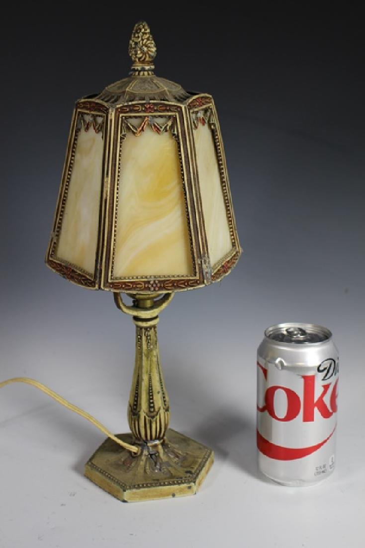 MOE BRIDGES Boudoir Lamp - 8