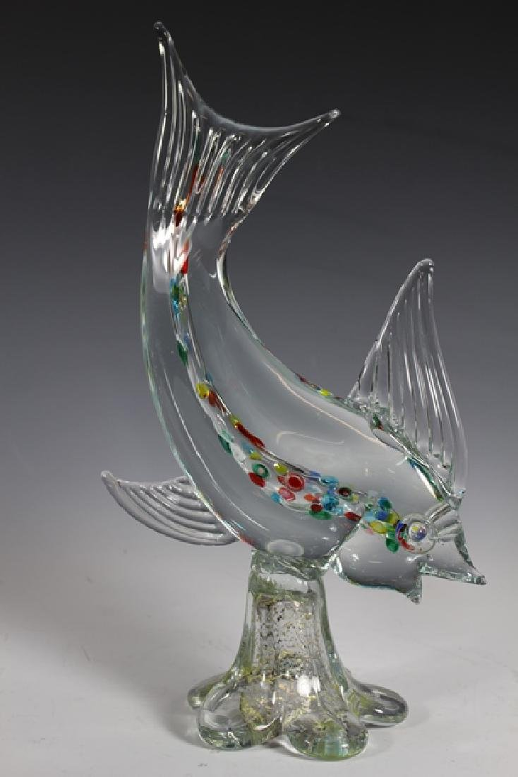 Murano Art Glass Fish