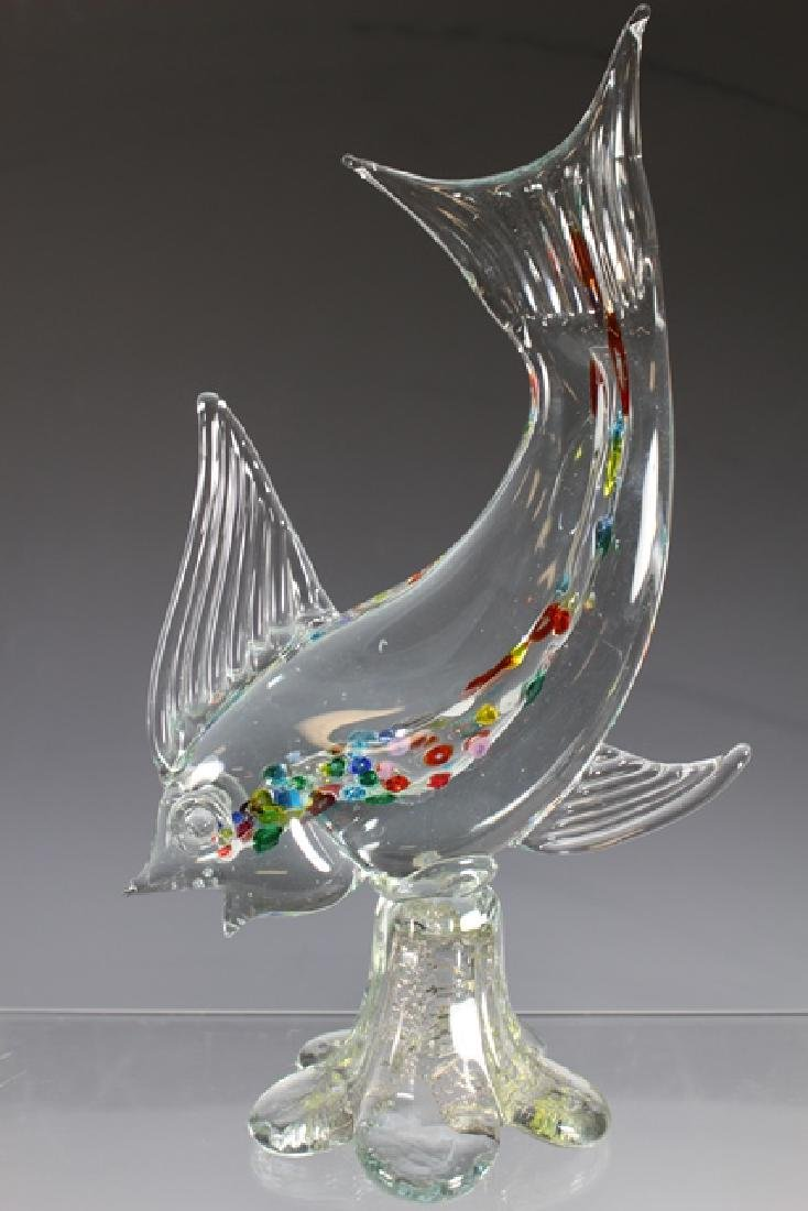 Murano Art Glass Fish - 4