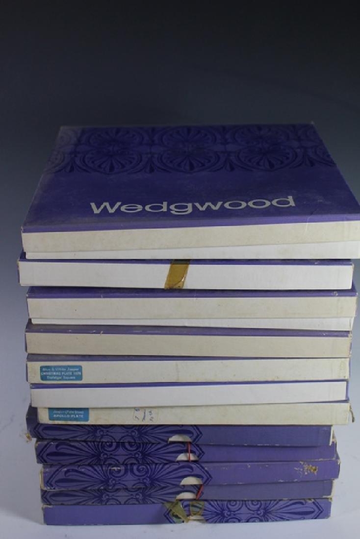 Twelve (12) WEDGWOOD Collectors Plates - 4
