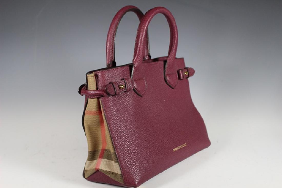 Burberry Handbag Purse - 2